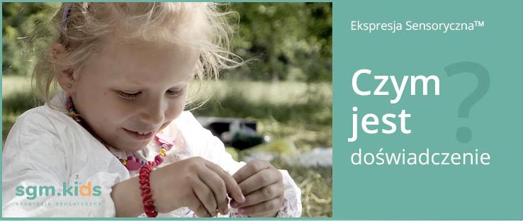 Read more about the article Kreatywność w zabawie z dzieckiem, czyli czym jest doświadczenie w ekspresji sensorycznej
